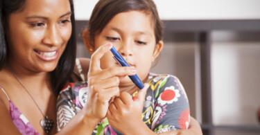 Diabetes bei Kindern : Symptome, Ursachen, Therapie