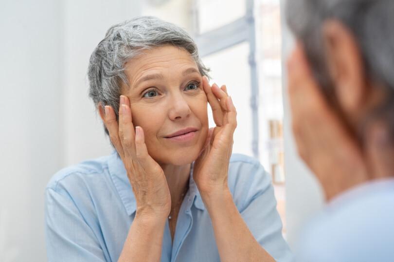 Augenstärkung im Alter