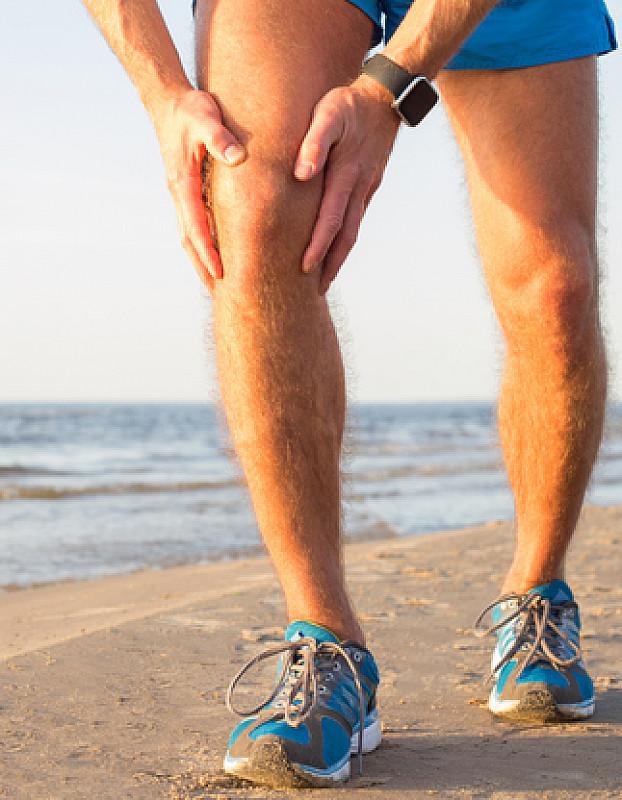 Schmerzen in der Kniekehle: Als Folge von Sportverletzungen